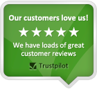 Bluepark on Trustpilot