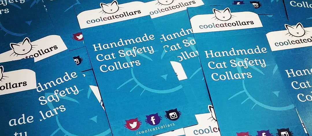 Cool Cat Collars tags