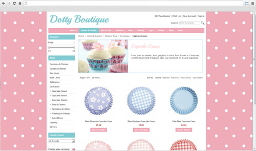 Dotty background