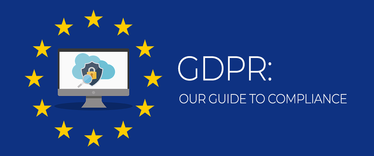 GDPR - our guide to compliance