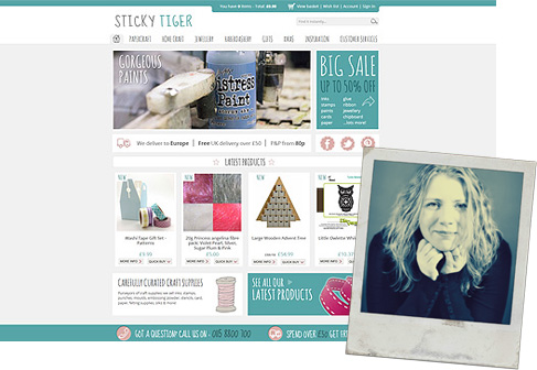 StickyTiger at www.stickytiger.co.uk